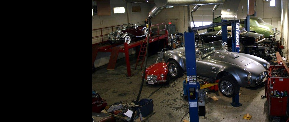 Calgary British Car Service & Repair
